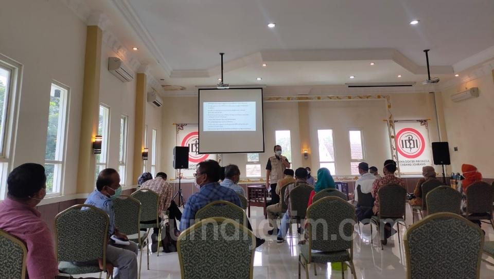 Sudah 7 Dokter Positif COVID-19, IDI Jombang Ingatkan Prosedur Layanan