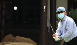 Walikota Madiun Harap Kepengurusan Baru Cetak Atlet Golf Berprestasi