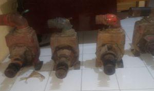 Tiga Bulan, Pemuda di Nganjuk Curi 12 Disel Pompa di Sawah