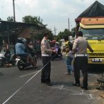 Kronologi Motor vs Truk Hingga Tewaskan 3 Orang di Jombang