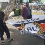 Aksi Tolak Omnibus Lauw di Surabaya, Molotov Dan 104 Remaja Diamankan,