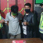 Beri 3 Butir Pil Koplo ke Teman, Pemuda Mojowarno Jombang Ditangkap