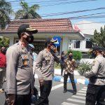 Penjelasan Kapolres Jombang Terkait Diamankan 1 Pedemo Omnibus Law