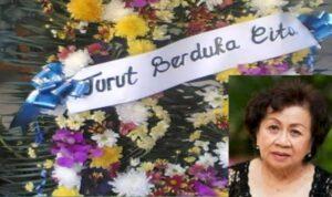 Kabar Duka, Tan Siok Tjien Istri Pendiri Gudang Garam Kediri Meninggal