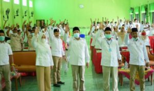 Gerindra Latih Saksi Kawal Suara Setia-Negara Pilkada 2020