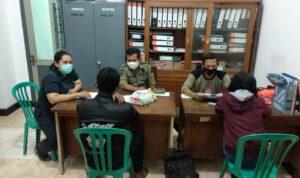 Apes, Muda-mudi Pacaran di Hotel Kediri Tertangkap Satpol PP