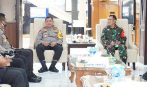 Kapolda Jalin Sinergitas Pengamanan Gangguan Kamtibmas di Jatim