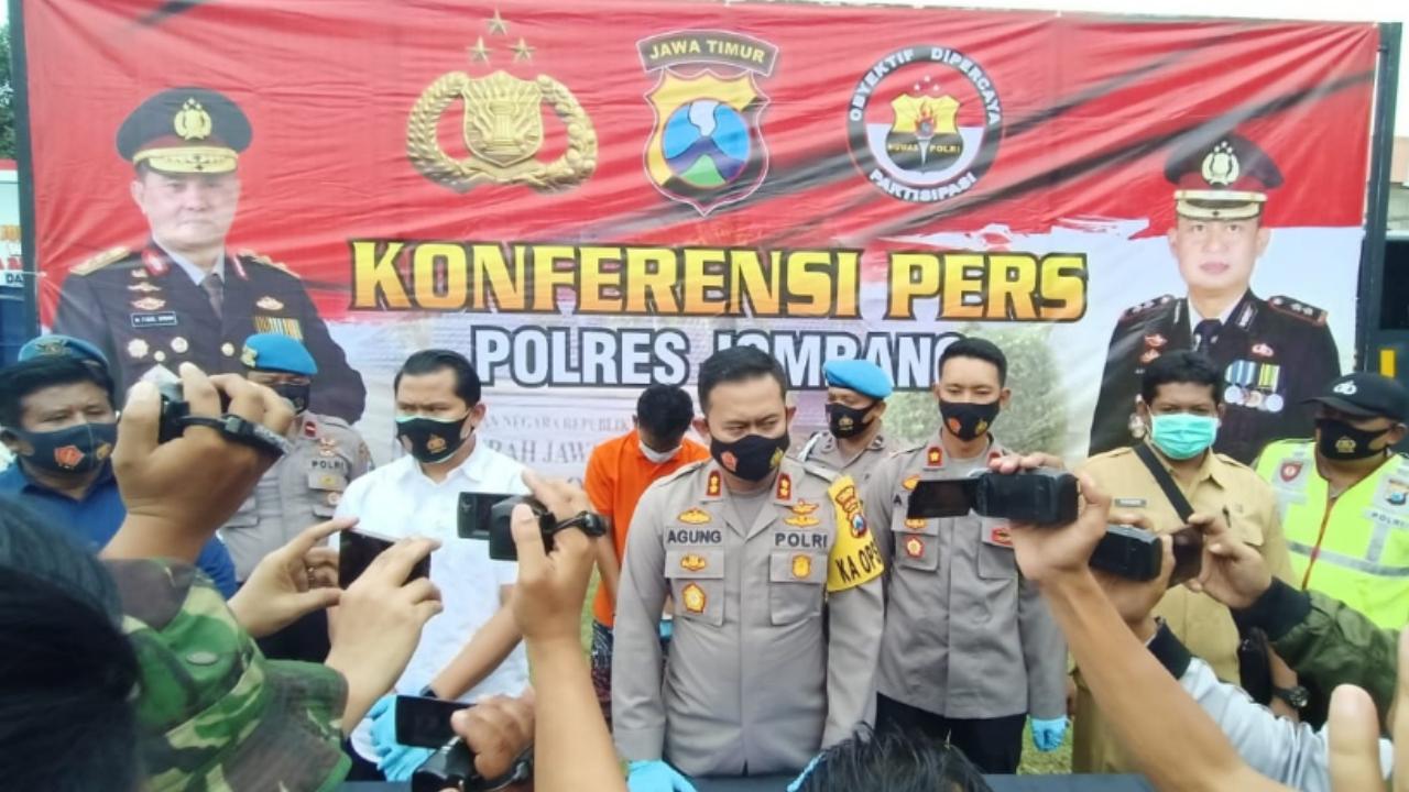 Polisi Kejar Tiga DPO Kasus Pencurian Enam Ekor Sapi di Jombang