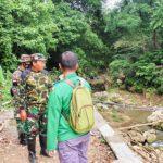 Begini, Perjalanan Dandim Bojonegoro Memimpin Patroli Jelajah Desa