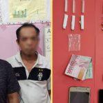 Ditangkap Polisi Jombang, Residivis Curanmor Seret Pengedar Sabu Mojokerto