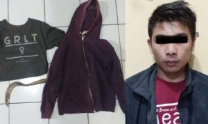 Ancam Pengendara Motor Pakai Celurit, Pemuda Nganjuk Ditangkap Polisi