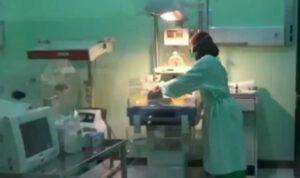 Warga Belerejo Madiun Temukan Bayi di Pos Kamling, Diduga Dibuang