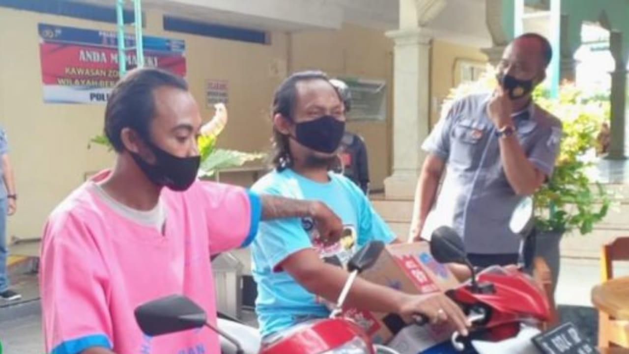 Lima Kali Begal Payudara Mama Muda, Pria Tuban Ditangkap