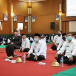 Pandemi, Pemkab Jombang Lakukan Pembinaan Mental Spiritual ASN