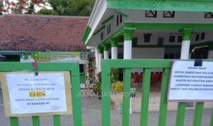 Enam Pegawai Kecamatan di Jombang Terpapar COVID-19, Kantor Ditutup