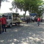 Laka Beruntun di Depan Samsat Jombang, Ibu Hamil Masuk Rumah Sakit