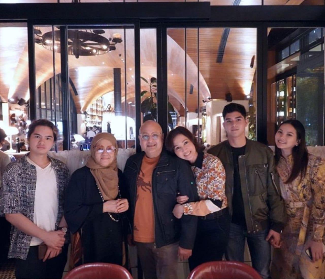 Rayakan Suami Ulang Tahun, Maia: Hadirmu Jawaban Doa ku di masa lalu