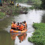 Tiga Pilar Kabupaten Jombang Bersih Sungai Antisipasi Bencana Banjir