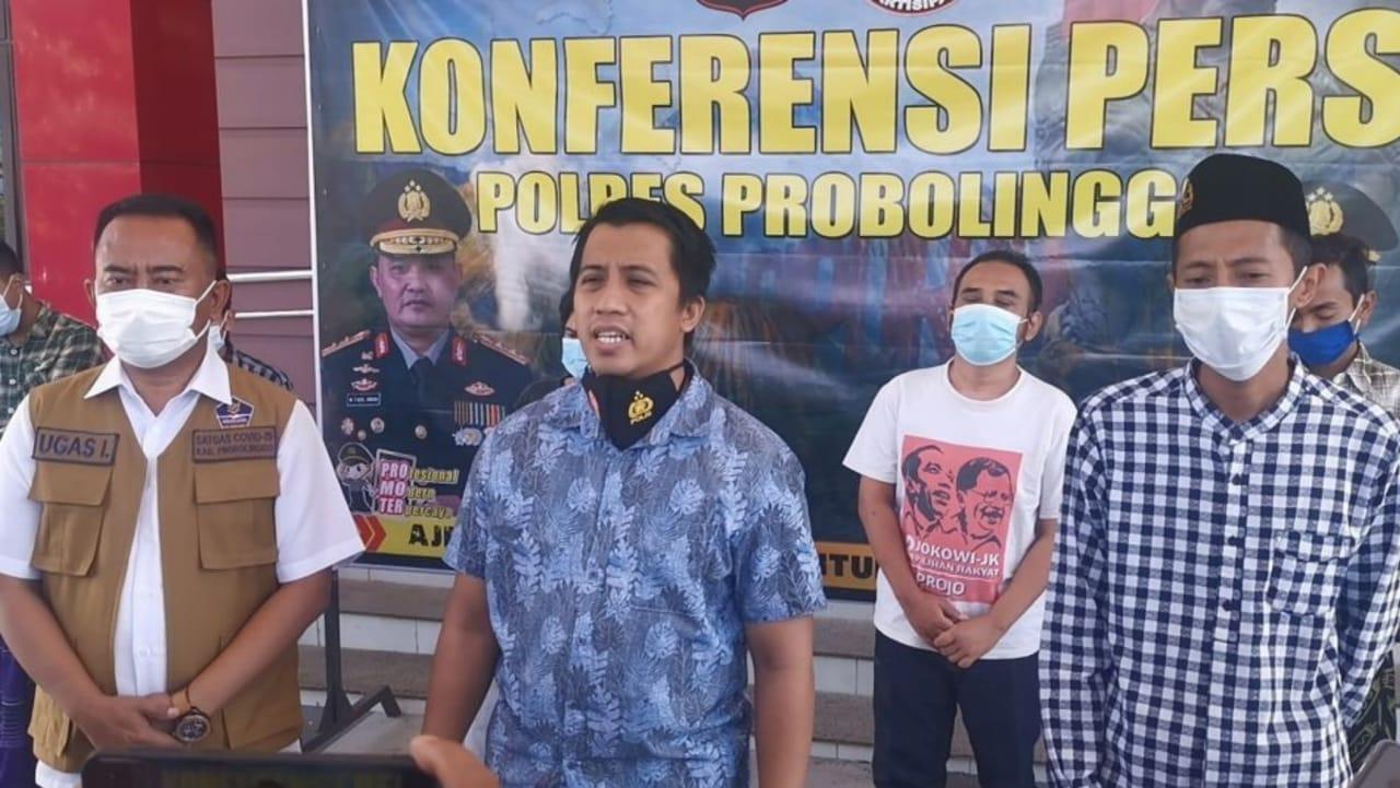 Polisi Tangkap 7 Penyebar Video Hoaks Mata Pasien COVID-19 Tercongkel