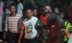 Mencuri di Toko Lalu Rampas HP Remaja Jombang, Pria Ini Babak Belur Dimassa