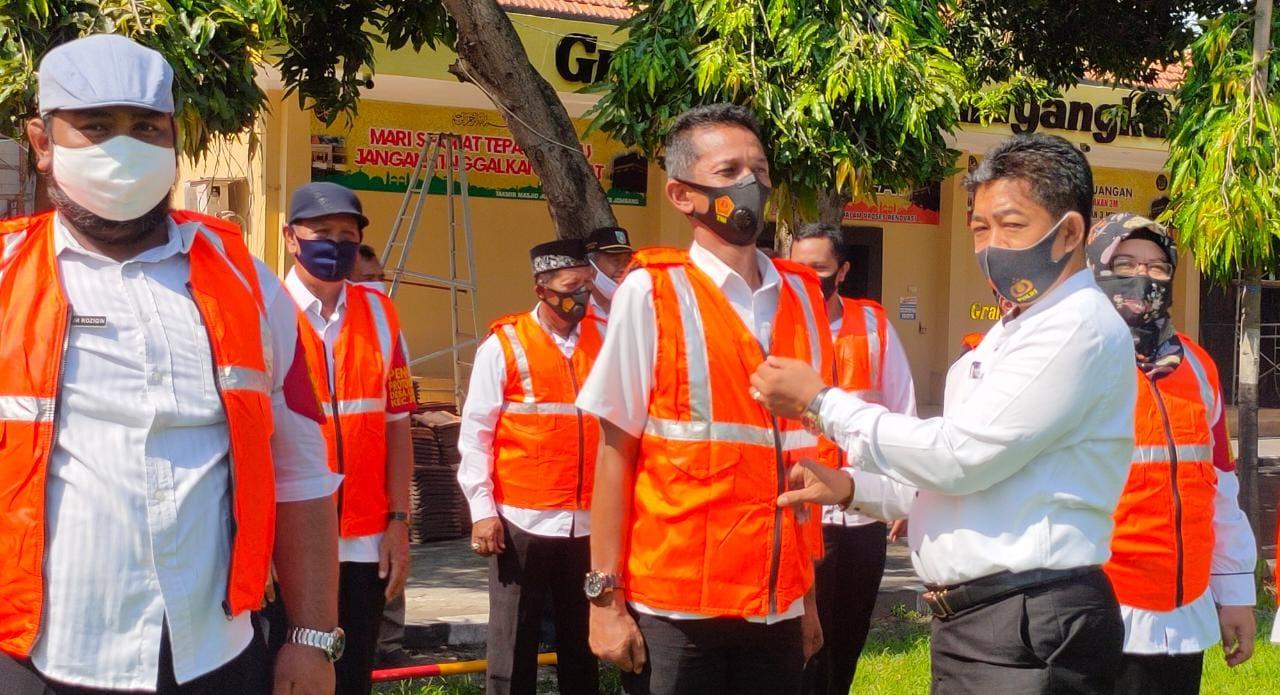 Polres Jombang Optimalisasi Kampung Tangguh Guna Tekan COVID-19