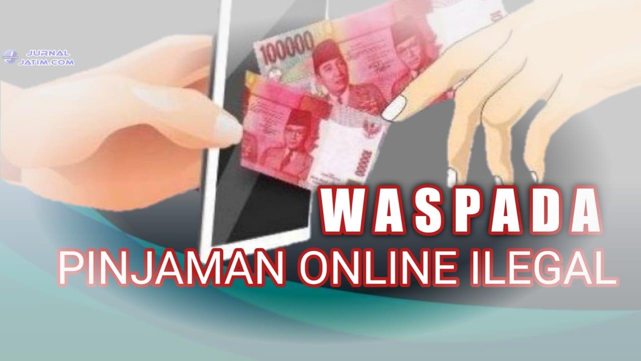pinjaman online ilegal resahkan warga