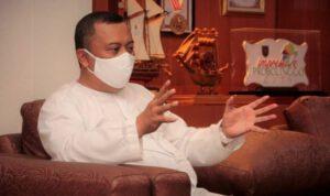 Wakil Wali Kota Probolinggo Mochammad Soufis Subri Terpapar COVID-19