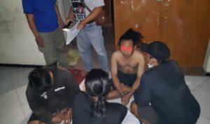 Pesta Sabu di Rumah, Mahasiswa di Nganjuk Digrebek Polisi