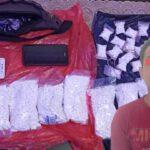 Polisi Gerebek Rumah Pemuda Pace Nganjuk, Sita 12 Ribu Butir Pil Dobel L