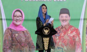 Arumi Bachsin Sarankan Perajin Batik di Jombang Melakukan Kolaborasi