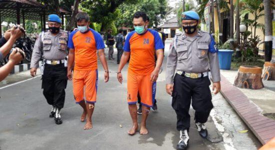 Ternyata, 2 Begal Yang Ditembak Polisi Jombang Sudah 12 Kali Jambret